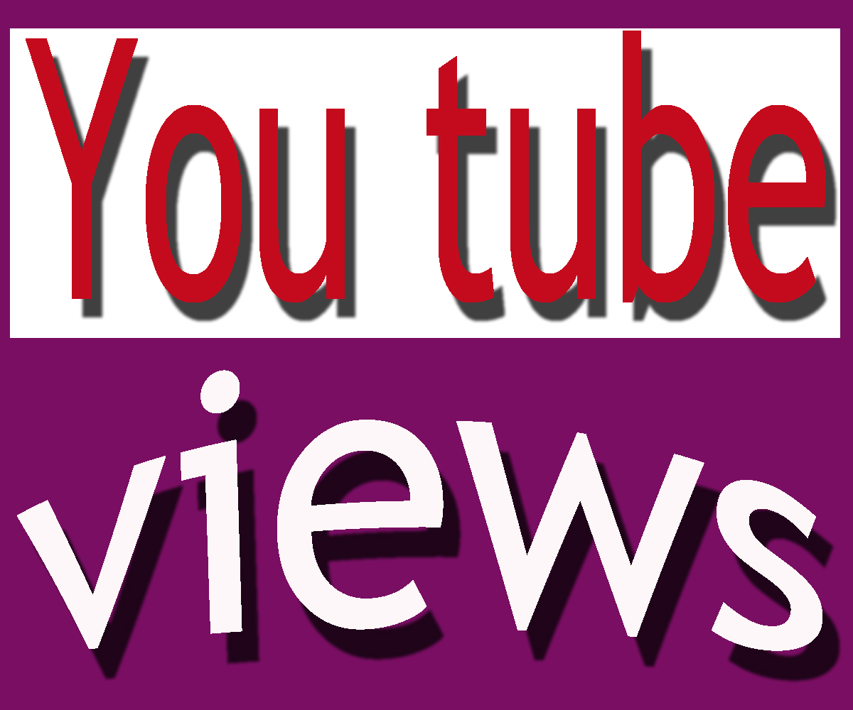 Super fast HQ 7000+  You.....Tube vevo Views
