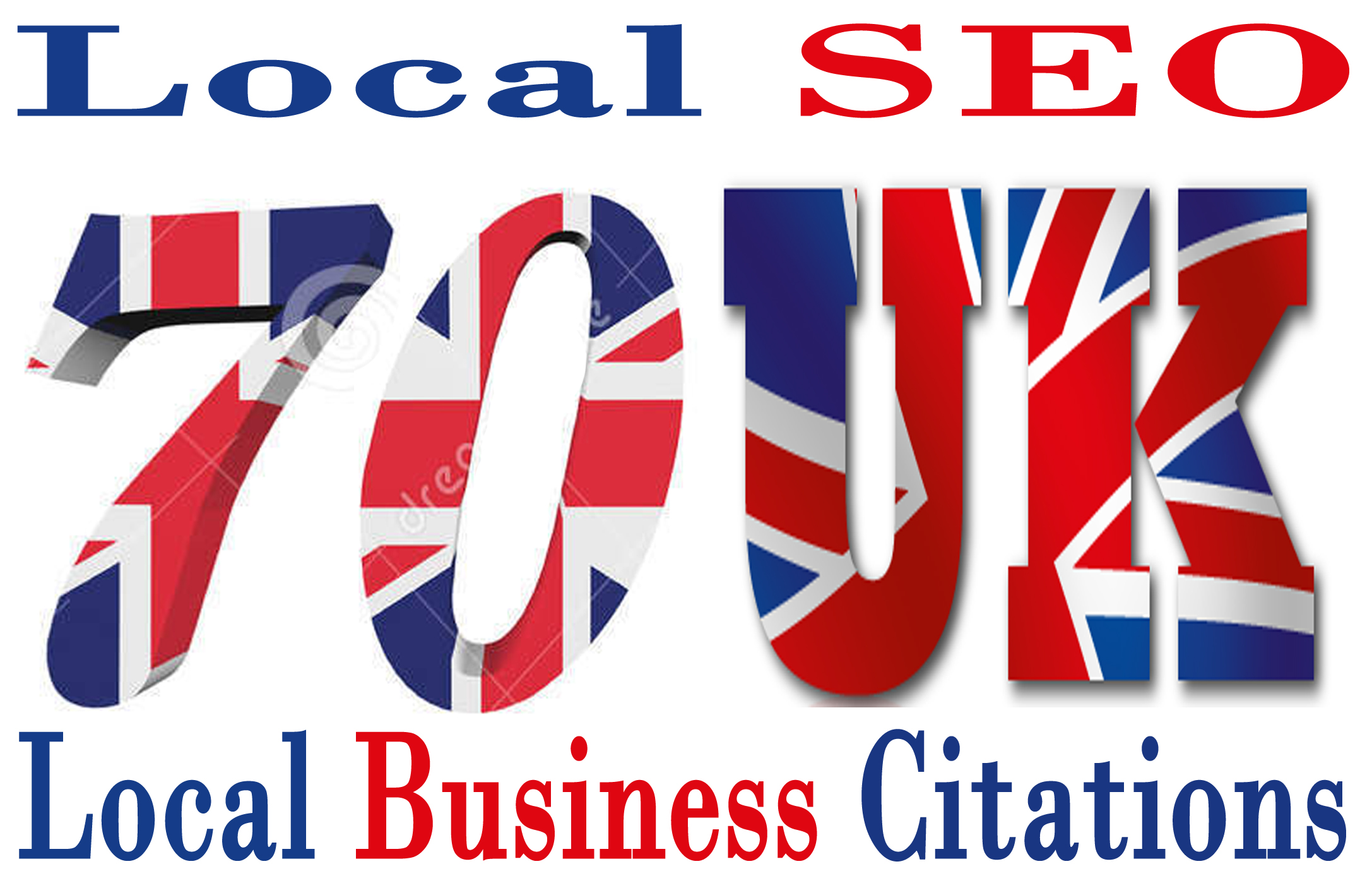 I will Do 70 Live UK Local Business Citations For Your Local Business Listings