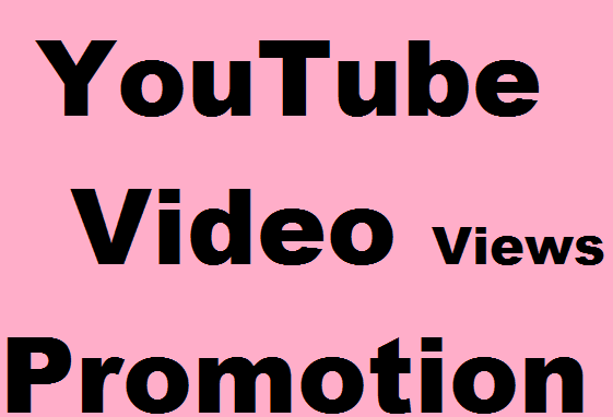 Promote YouTube Video for Ranking Promotion and Seo Marketing
