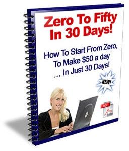Zero-To-Fifty-In-30-Days-To-Make-50-A-DAY