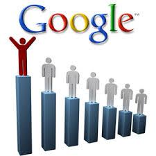 1st page google ranking
