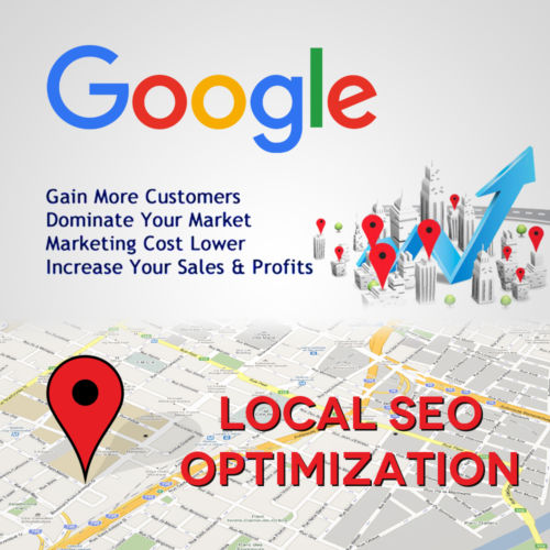 Optimize Google Places Listing with 130 Maps PLUS Citation, Google Rank, SEO