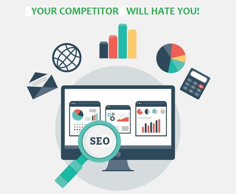Your competitor will hate you