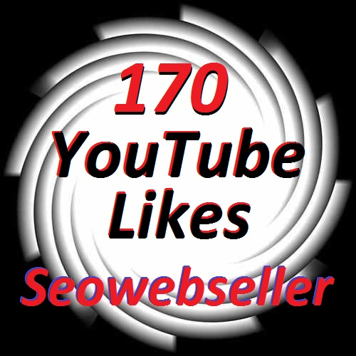 170 YouTube Video Real Likes