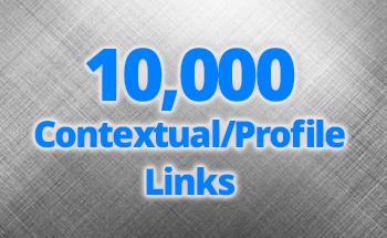 10,000 GSA Mixed Links No Comments