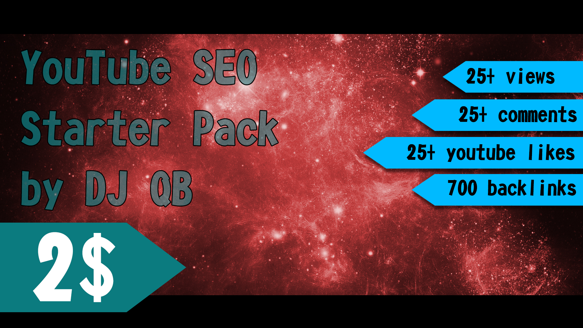 Perfect YouTube SEO Starter Pack