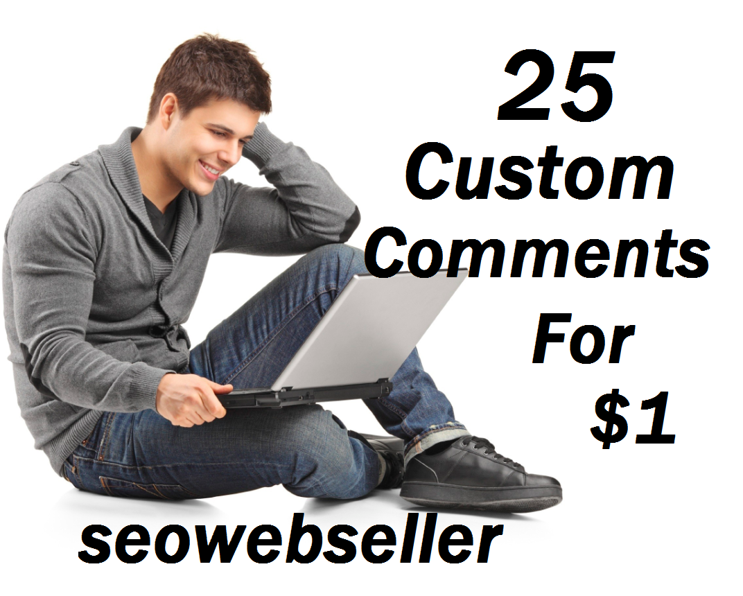 25YouTube Custom Comments In Your Video