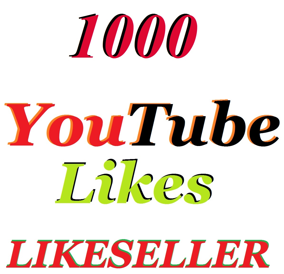 1000 Real YouTube Video Likes