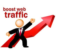 Real website traffics to your website or domain URL