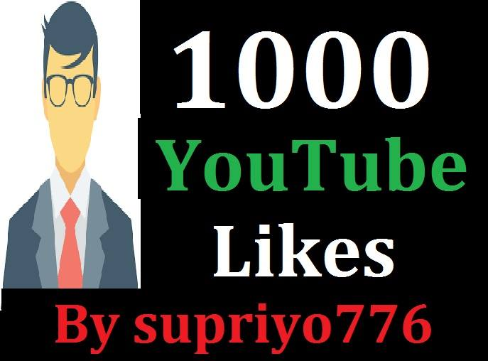 1000 + High Quality Non Drop Video Promotion