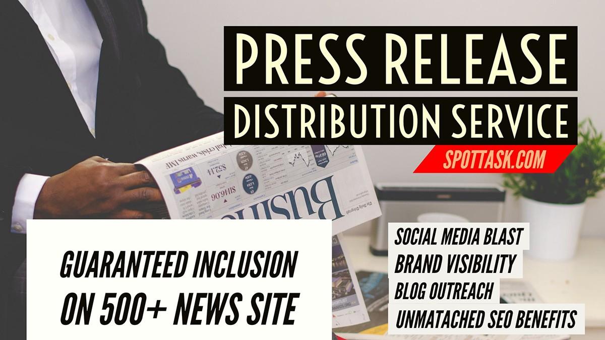 2000+ quality backlinks from 500+ News Websites amp Social media blast