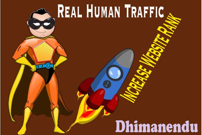 Drive Real Website Traffic From Social Media For 60 Days