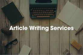 Write outstanding blog article