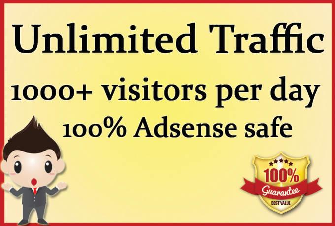 USA  targeted 2k website traffic real user