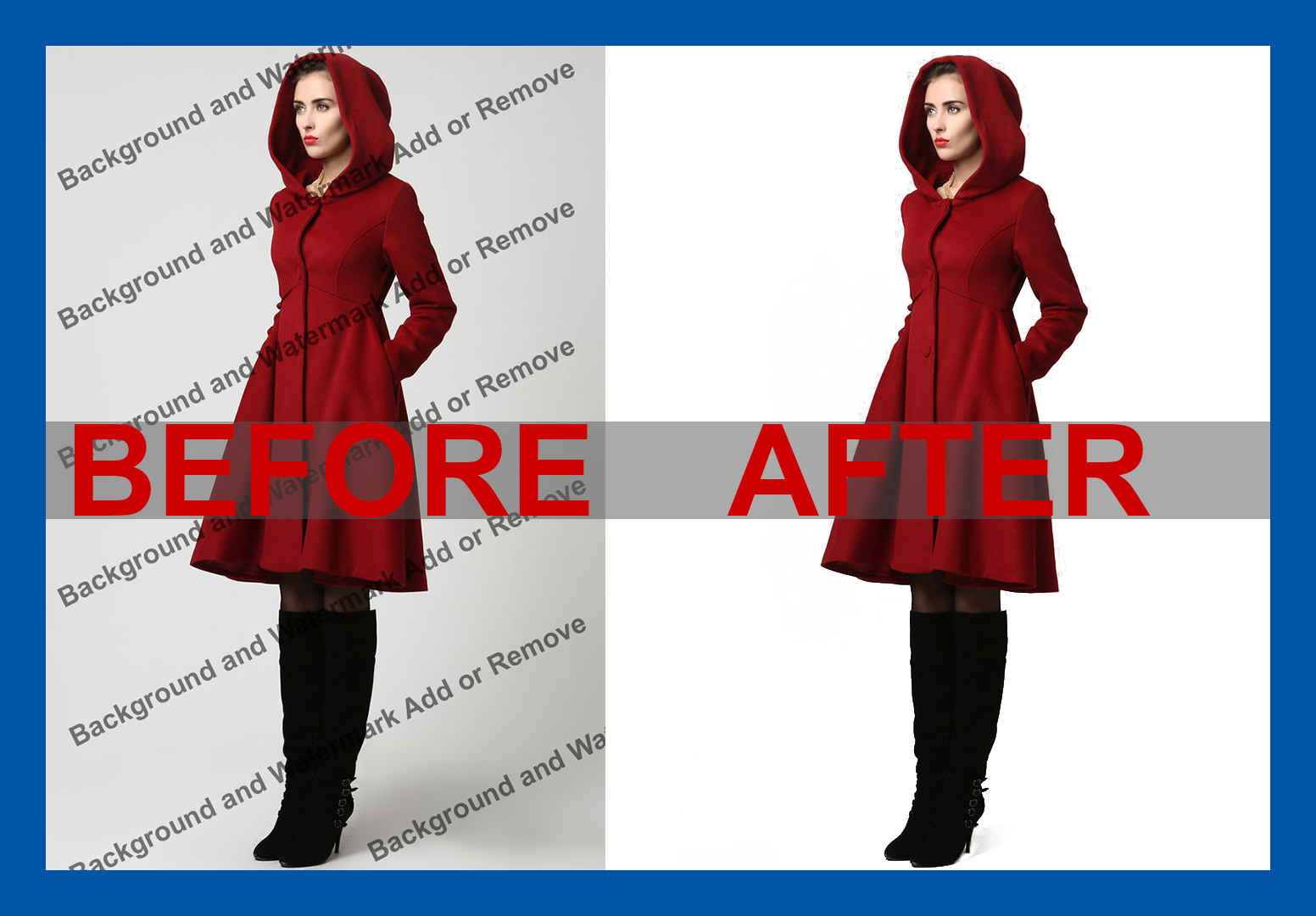 Do Any Watermark Job Within 24 Hours