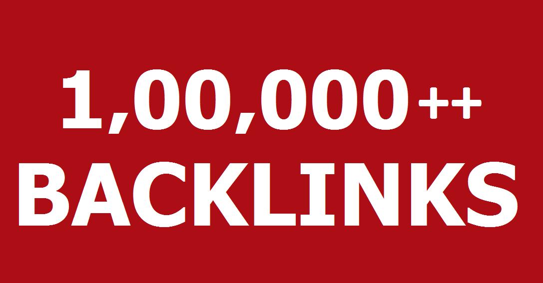 1,00,000 backlinks BOTS