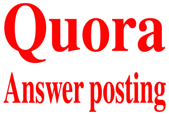 I Will Force Your Website With 05 Contextual Quora Backlinks