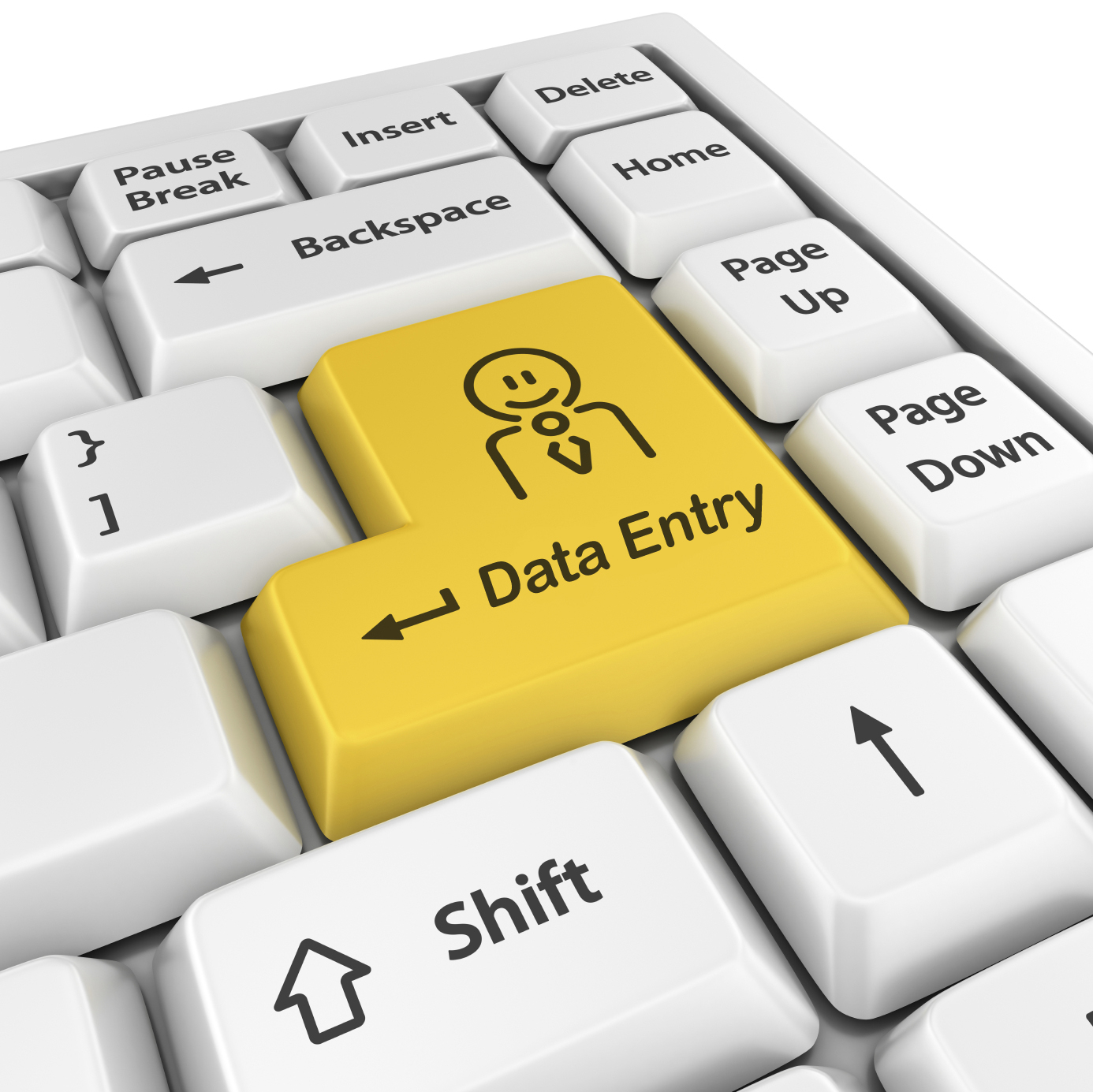 Do Any kind of data entry work for 3 Hour