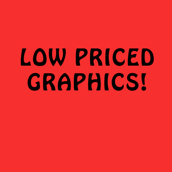 Cheap graphic design- logo,  cover art,  banners,  etc.