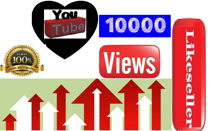 Instant Start 10000 to 15000  Real YouTube Video Views super fast  Delivery