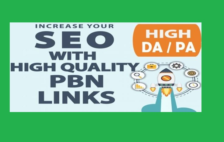 Get 25+ Homepage PBN Backlinks using High PA DA to get Fast Ranking