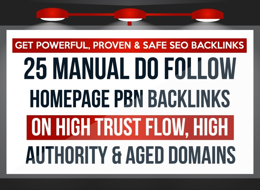 25 HIGH TRUSTFLOW HOMEPAGE Web2 PBN DOFOLLOW BACKLINK...