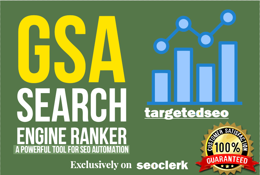 200,000 Gsa SER Powerful SEO Backlinks For Faster Ind...