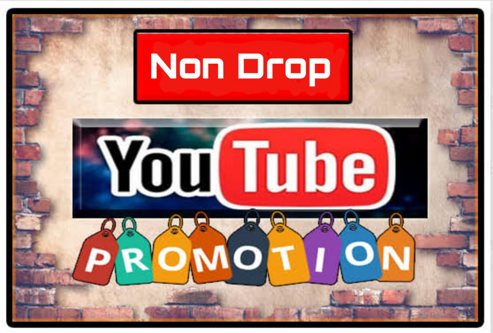 Youtube Marketing Promotion with Non Drop and Guaranteed