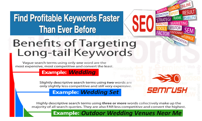 give you 20 Long Tail Keyword good score from your Niche