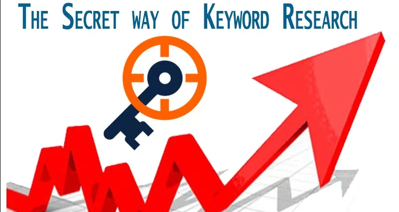 Tell You A Secret Keyword Research To Get A Lot of Website or Article Traffic