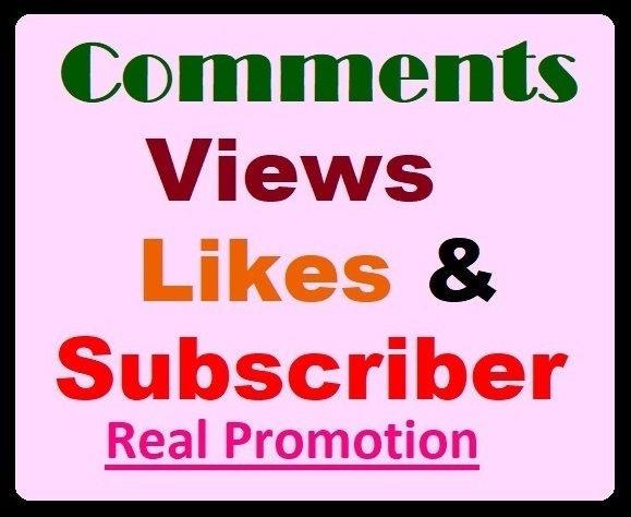 YouTube-account-Promotion-with-High-quality-Worldwide-Users