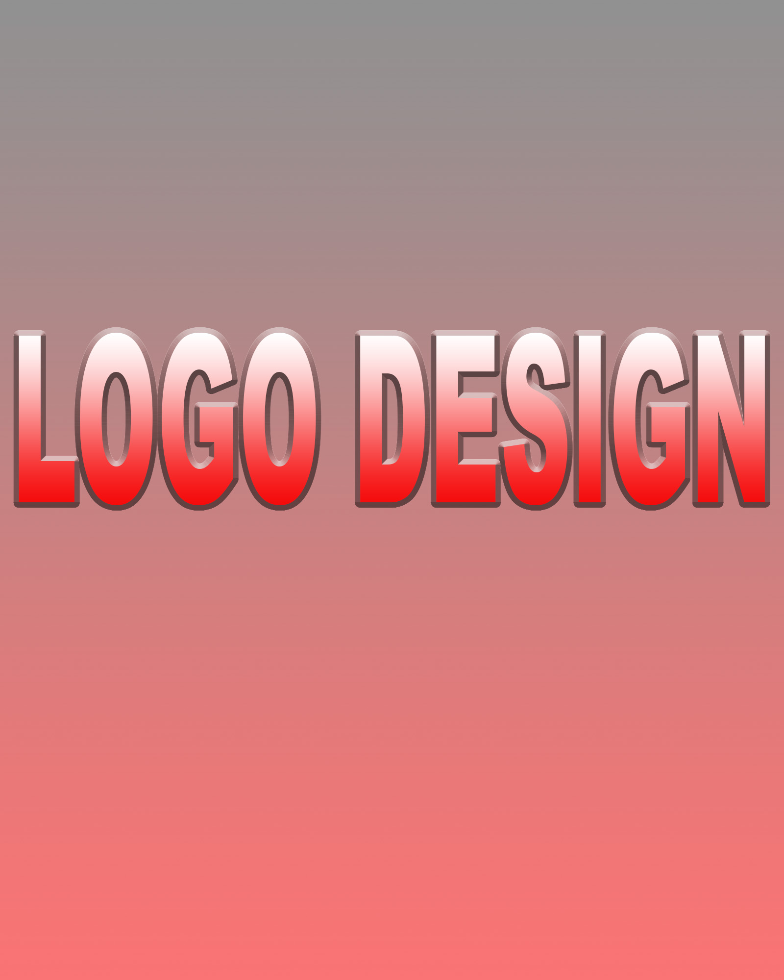 Do A Custom Logo with unlimited revisions