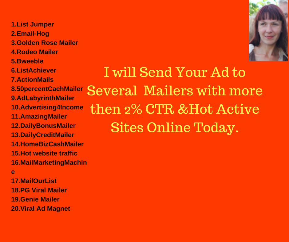 provide quality solo ad traffic by using email marketing
