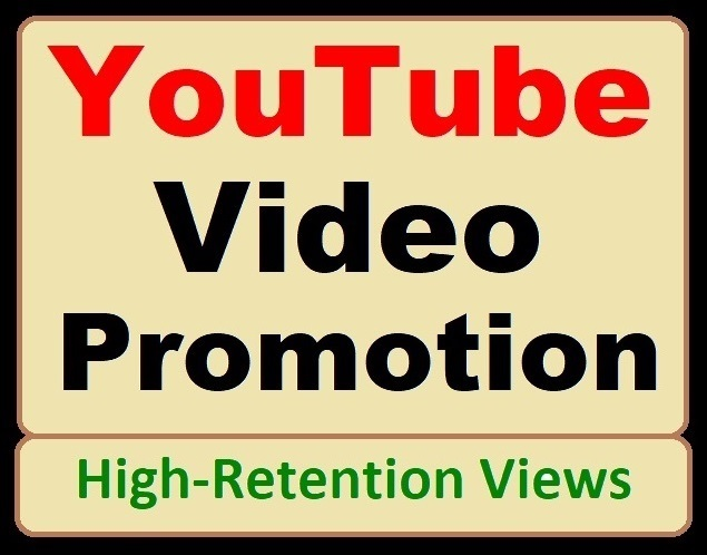 YouTube Video and Social Promotion Through Worldwide Visitors Premium