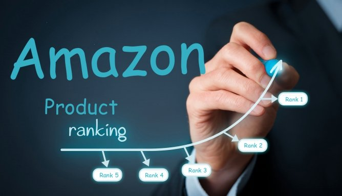 rank 1st position your amazon product