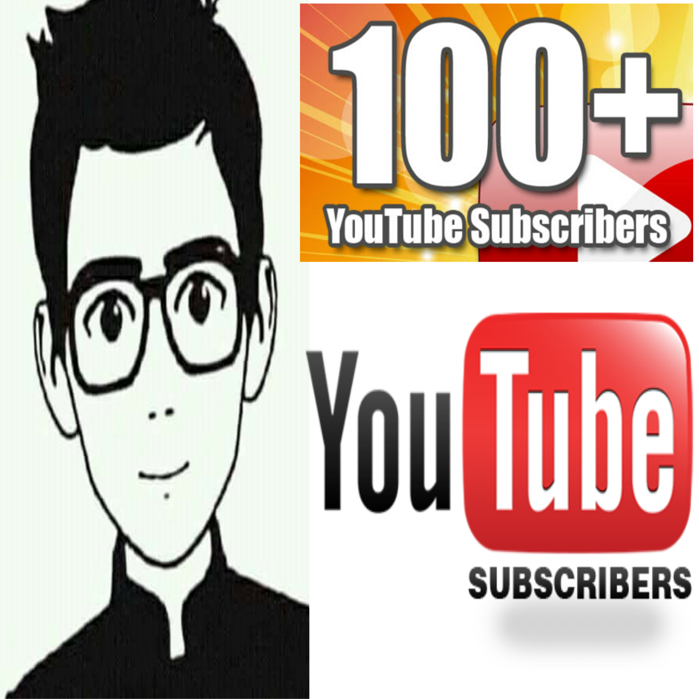 Limited offer safe NON-DROP 100+ YT manually channel  subscriber non drop very fast in 2-1 hours