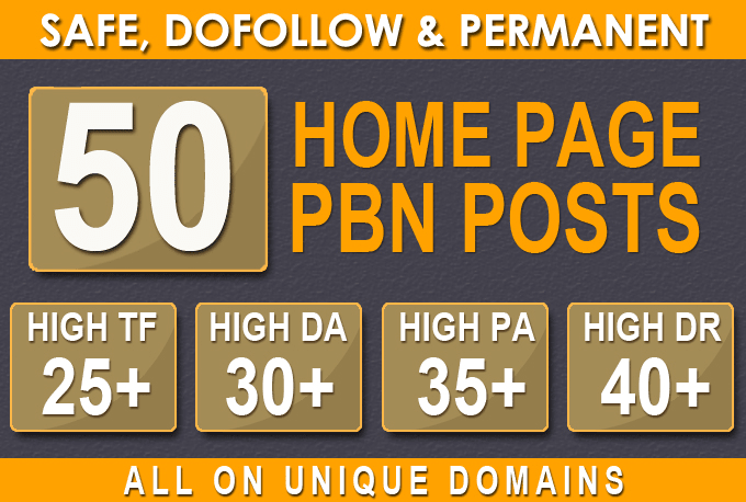 Build, High Quality 50 PBN Backlinks, To Website Imp...