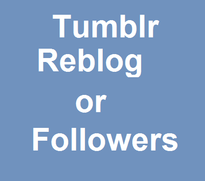 get you 50 High Quality USA Based tumblr reblog