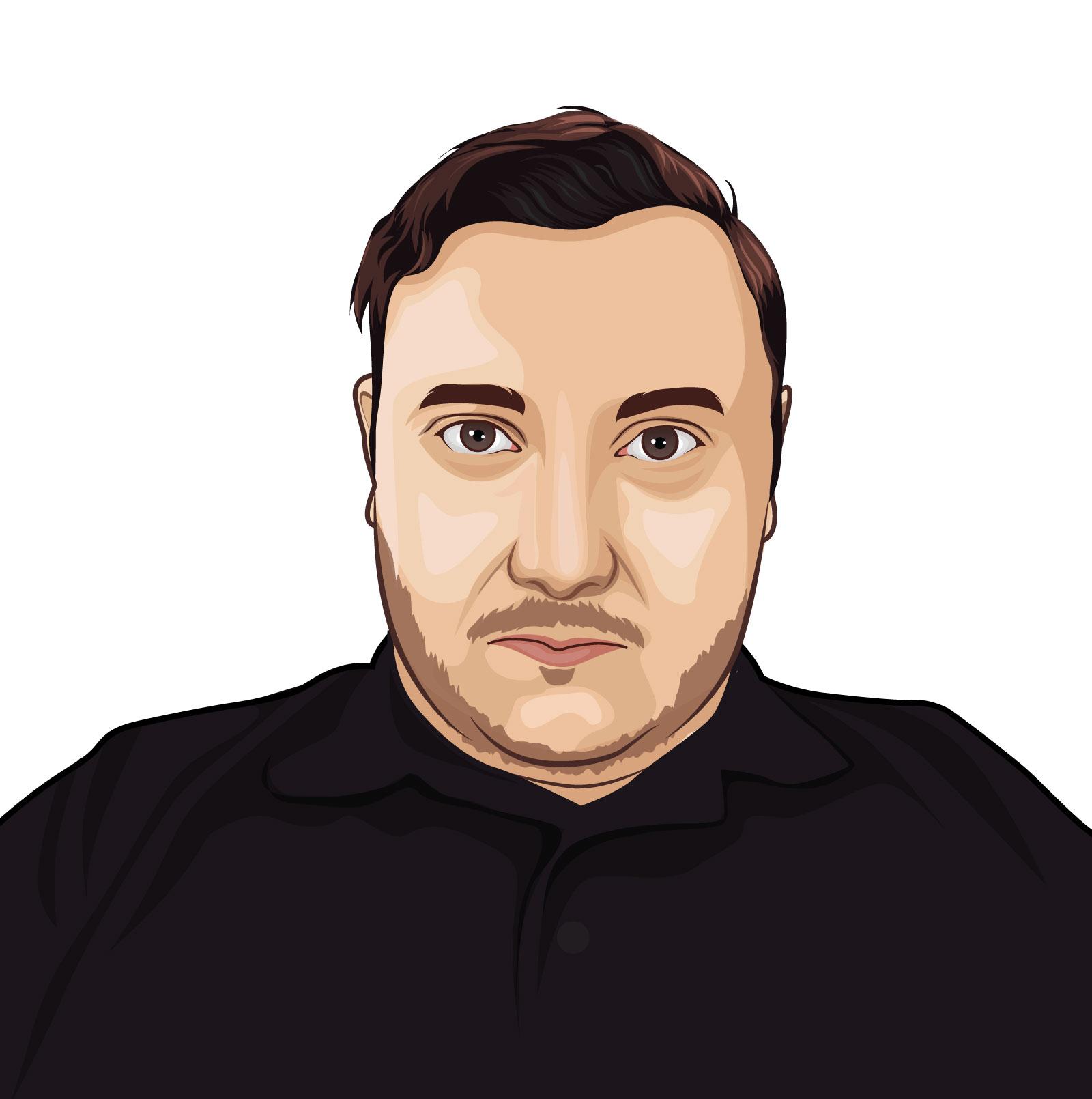 Draw Your CARTOON Portrait