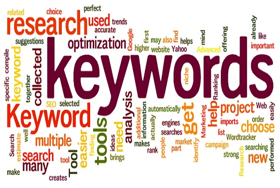 Do SEO Keyword Research With Competitor Analysis