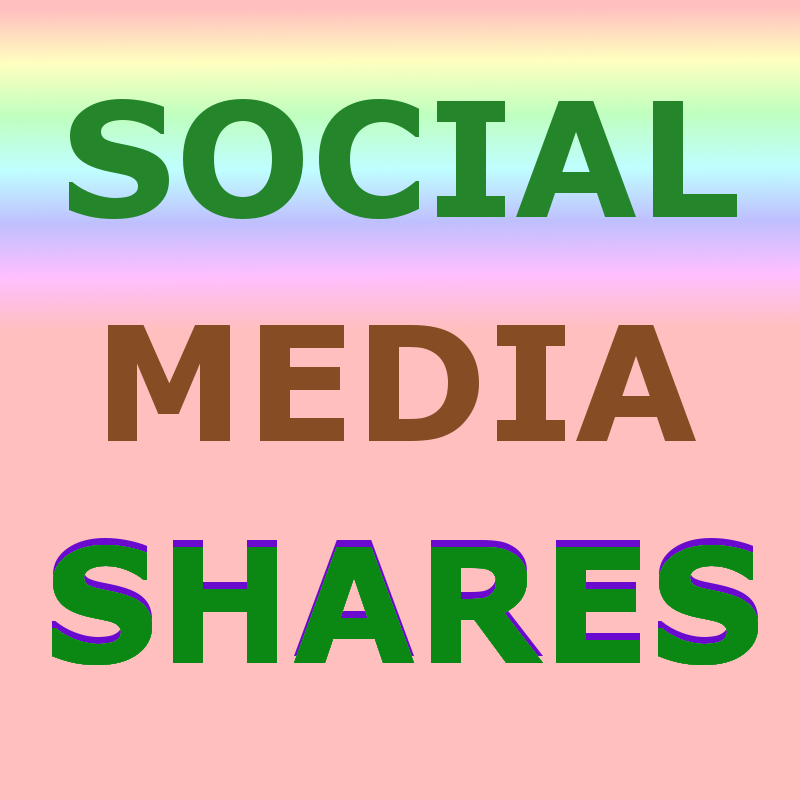 Provide Manually 100+ Social Media Shares for your website, blog, or any URL