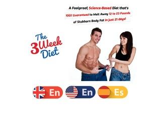 3week diet world