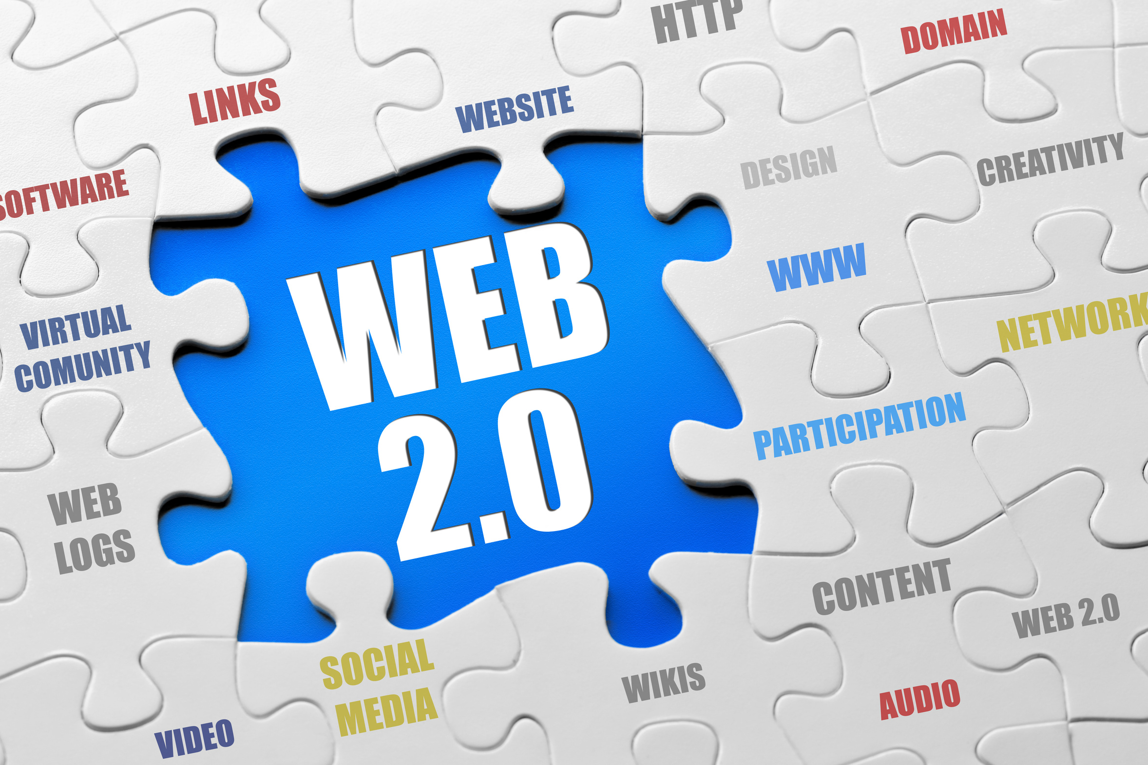 Handmade 15 Web 2.0 Buffer Blog with Login, Unique Content & Images
