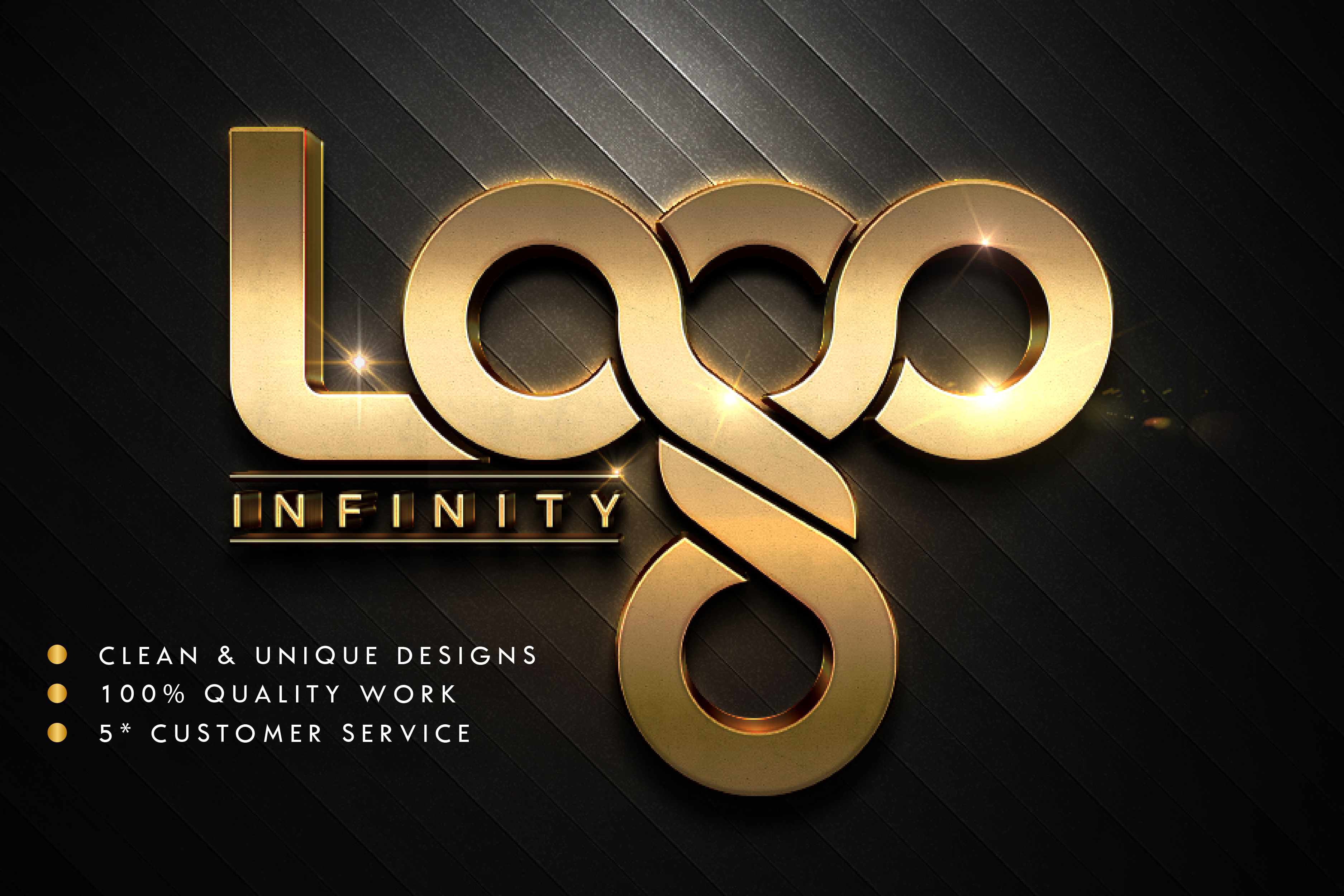 Design A Logo For Your Brand or Business Website in 24 Hours Logo Design