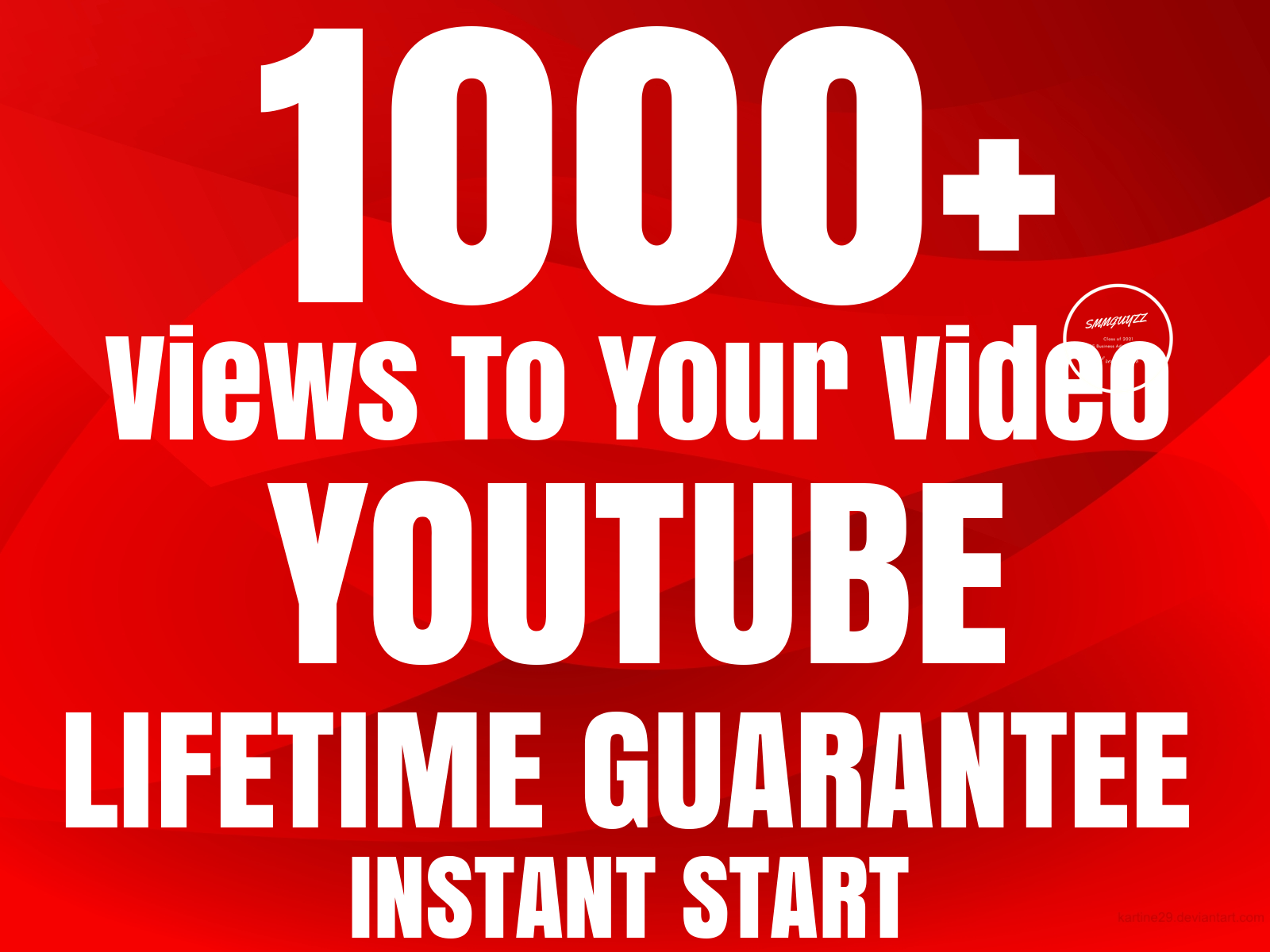 Organic YouTube video Promotion and Marketing NON DROP
