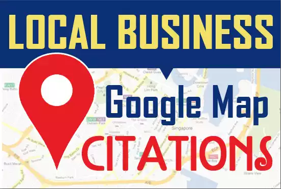 Handmade 140 Google Map Citations For Local SEO