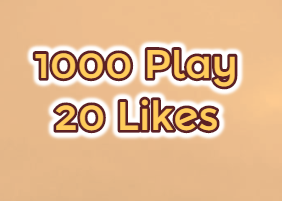 will 1000 USA Play 20 Likes on your track for Real Looking Promotion