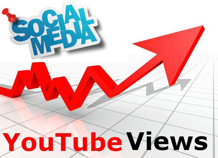 Social Media Views No Drop + Safe