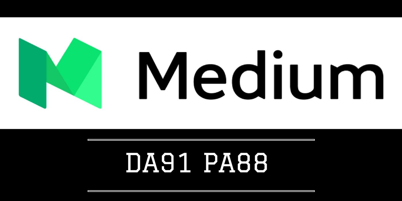 Publish a guest post on Medium. com