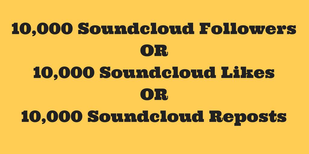 Non Drop 10,000+ Soundcloud Promotion